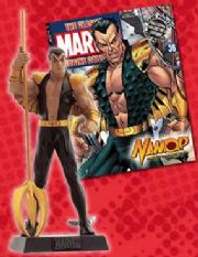 Classic Marvel Figurine Collection #036 Namor Sub-Mariner Eaglemoss Publications